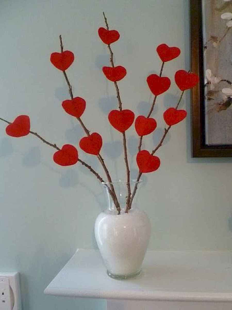 75 lovely valentines day crafts design ideas (42)