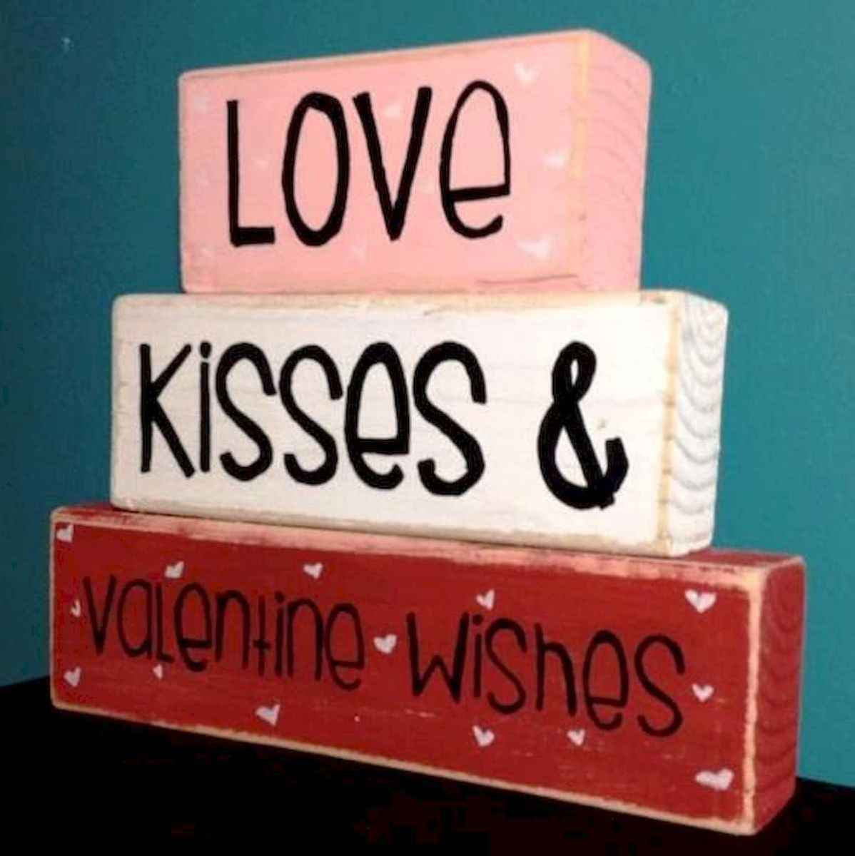 75 lovely valentines day crafts design ideas (47)