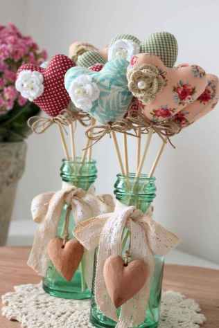 75 lovely valentines day crafts design ideas (51)