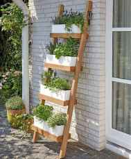 50 unique and creative ladder in the garden design ideas and remodel (23)