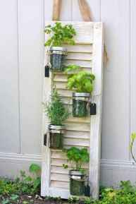 50 unique and creative ladder in the garden design ideas and remodel (31)