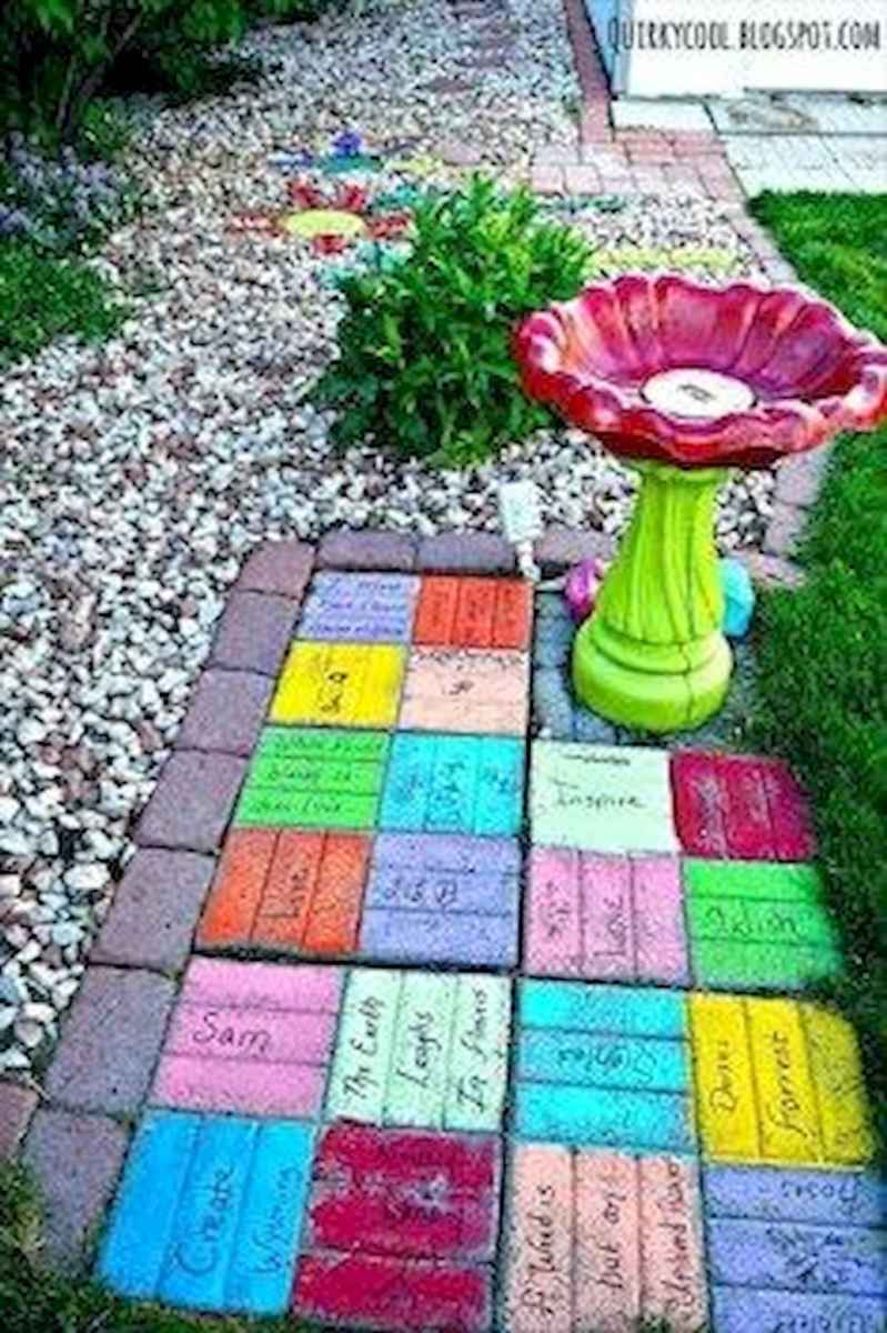 70 creative and genius garden art from junk design ideas for summer (15)