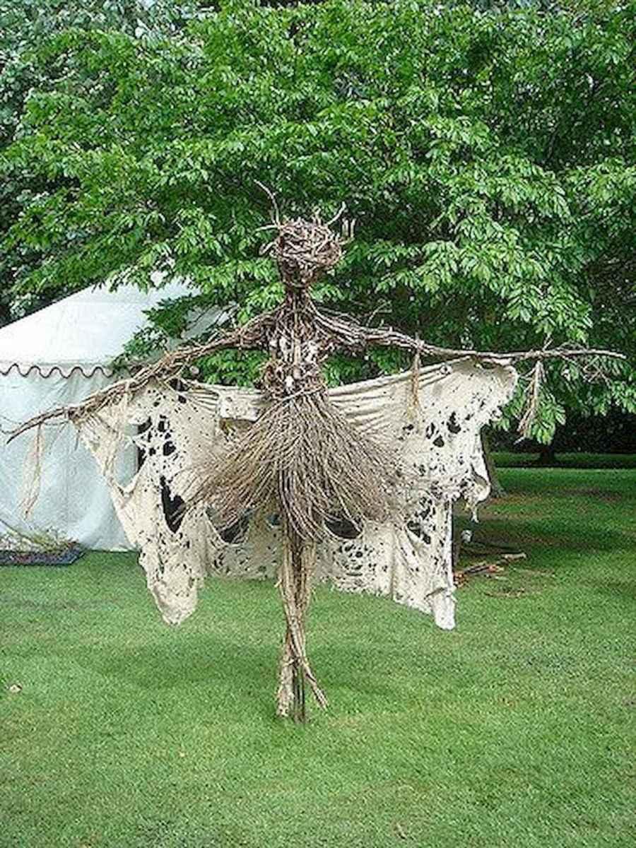 70 creative and genius garden art from junk design ideas for summer (53)