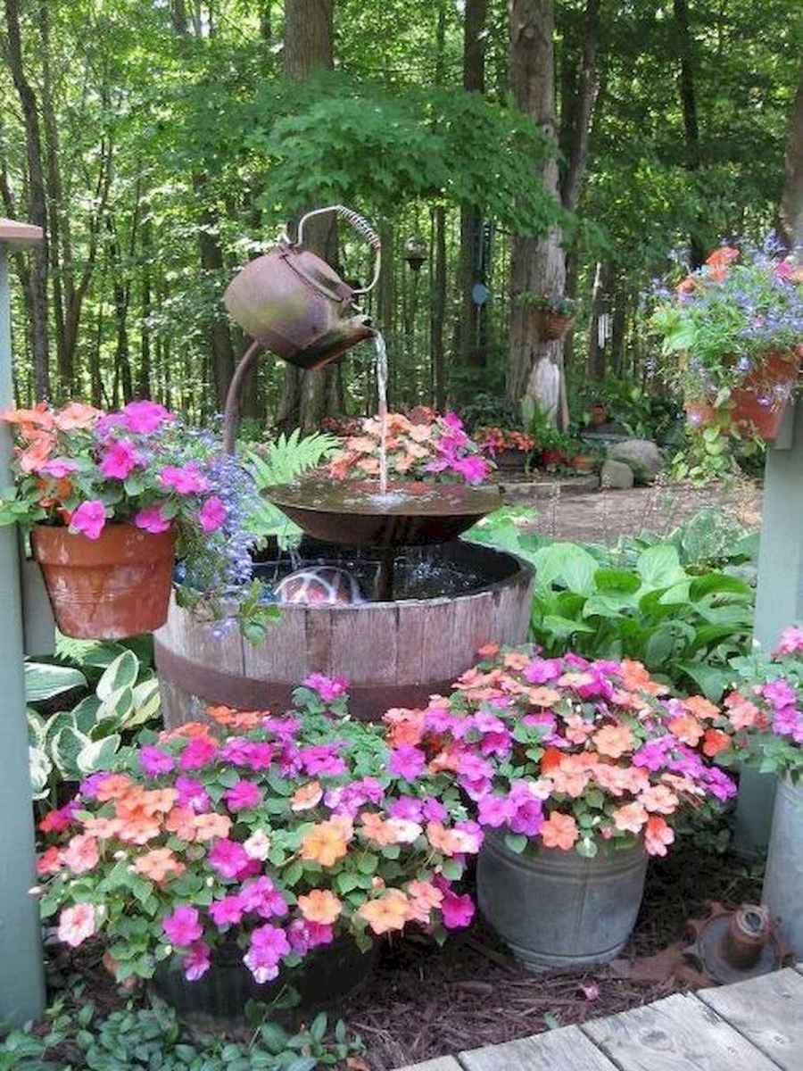 70 creative and genius garden art from junk design ideas for summer (7)