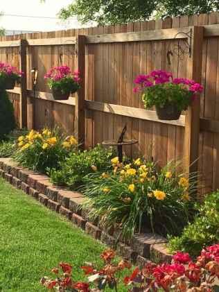 90 lovely backyard garden design ideas for summer (25)