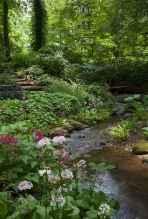 90 lovely backyard garden design ideas for summer (34)
