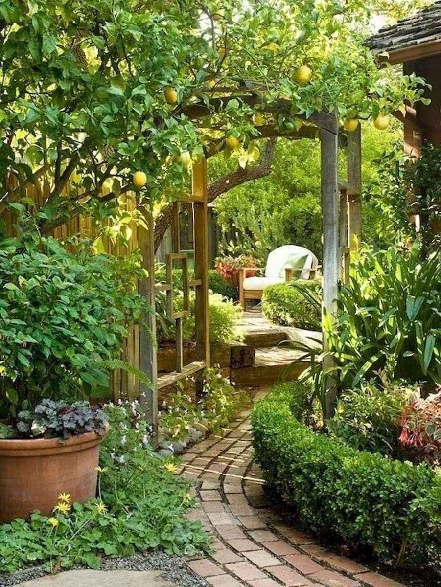 90 lovely backyard garden design ideas for summer (4)
