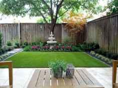 90 lovely backyard garden design ideas for summer (47)