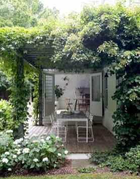 90 lovely backyard garden design ideas for summer (5)