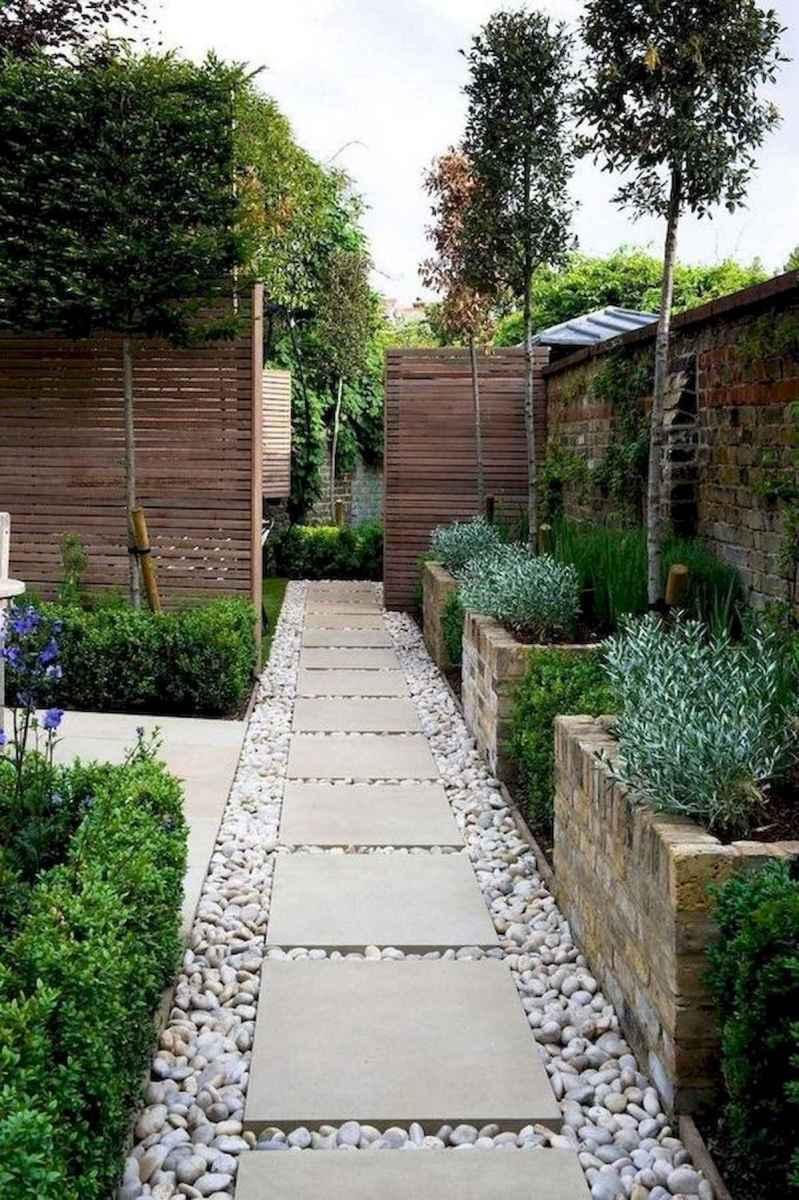 90 lovely backyard garden design ideas for summer (76)