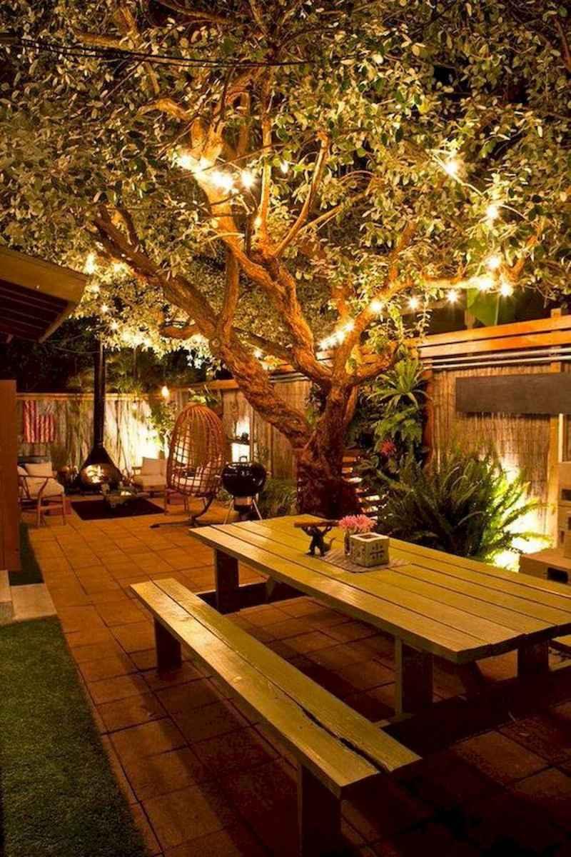 90 lovely backyard garden design ideas for summer (82)