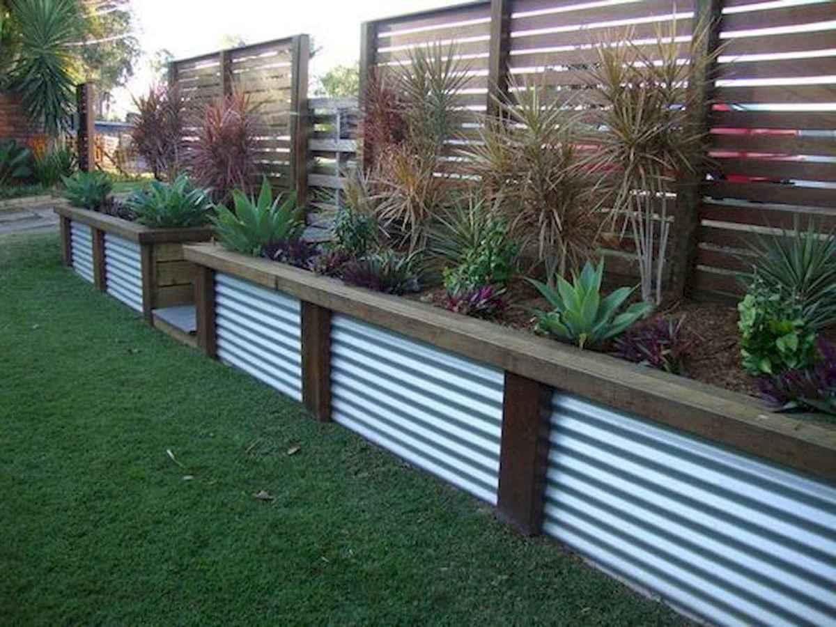 90 lovely backyard garden design ideas for summer (87)