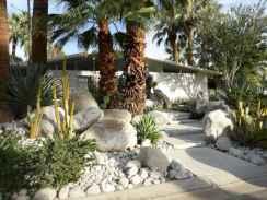 30 simple & modern rock garden design ideas front yard (16)