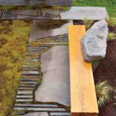 30 simple & modern rock garden design ideas front yard (6)