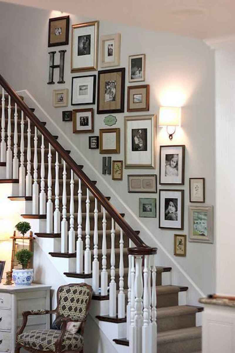 50 beautiful gallery wall ideas to show your photos (14)