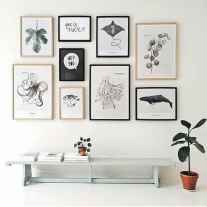 50 beautiful gallery wall ideas to show your photos (15)