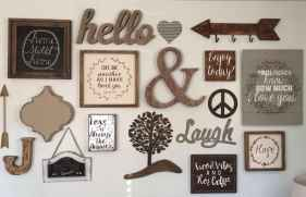 50 beautiful gallery wall ideas to show your photos (21)