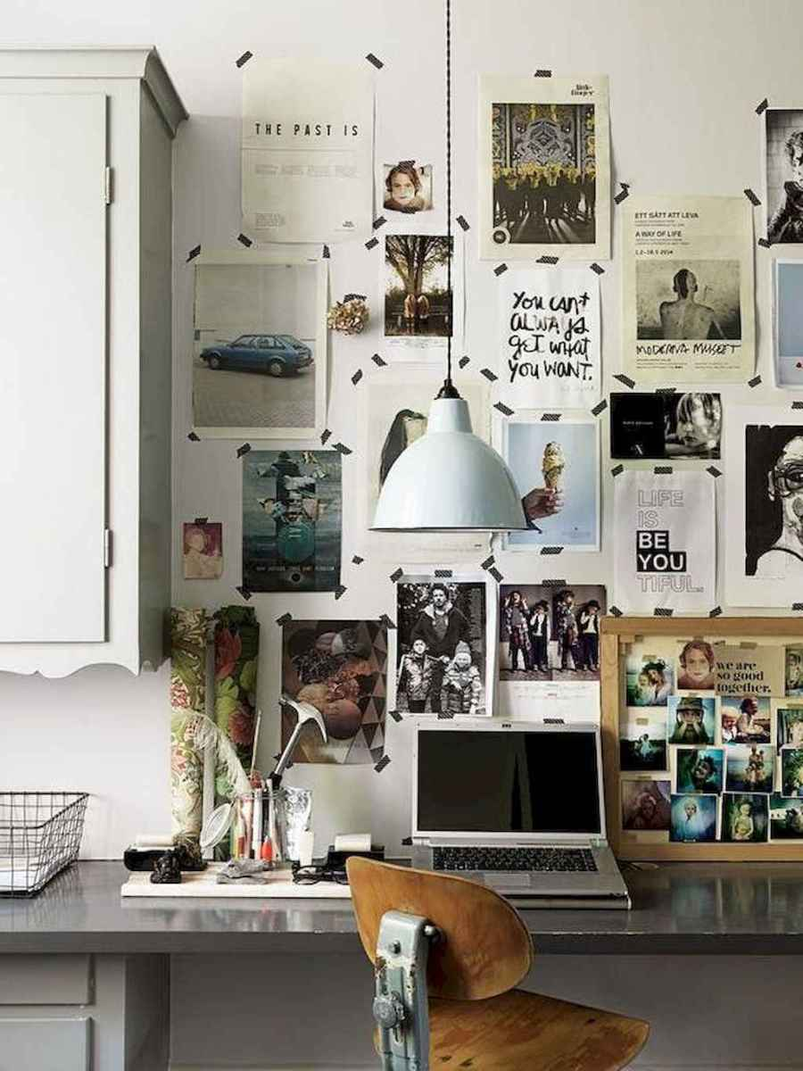 50 beautiful gallery wall ideas to show your photos (26)