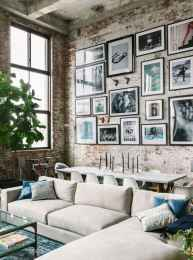 50 beautiful gallery wall ideas to show your photos (28)