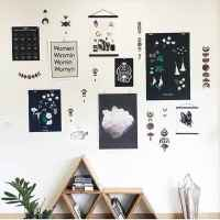 50 beautiful gallery wall ideas to show your photos (37)