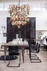 50 vintage dining room lighting decor ideas (16)