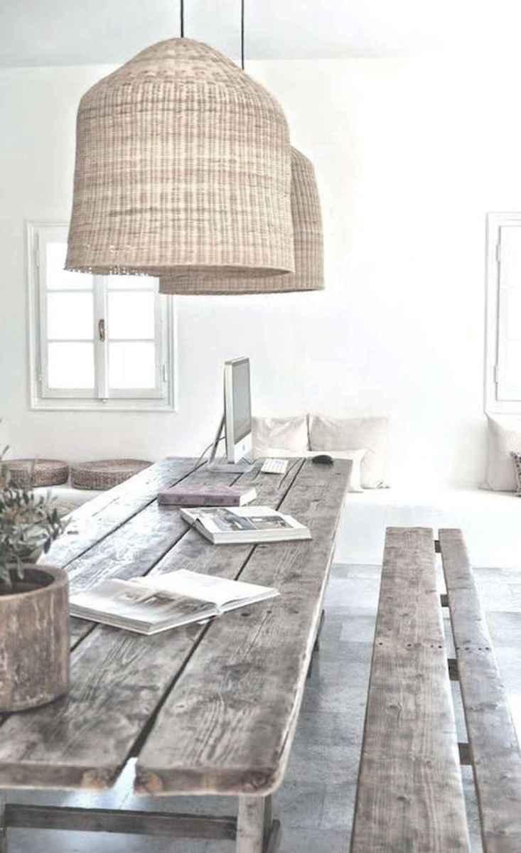 50 vintage dining room lighting decor ideas (38)