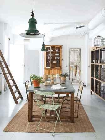 50 vintage dining room lighting decor ideas (42)