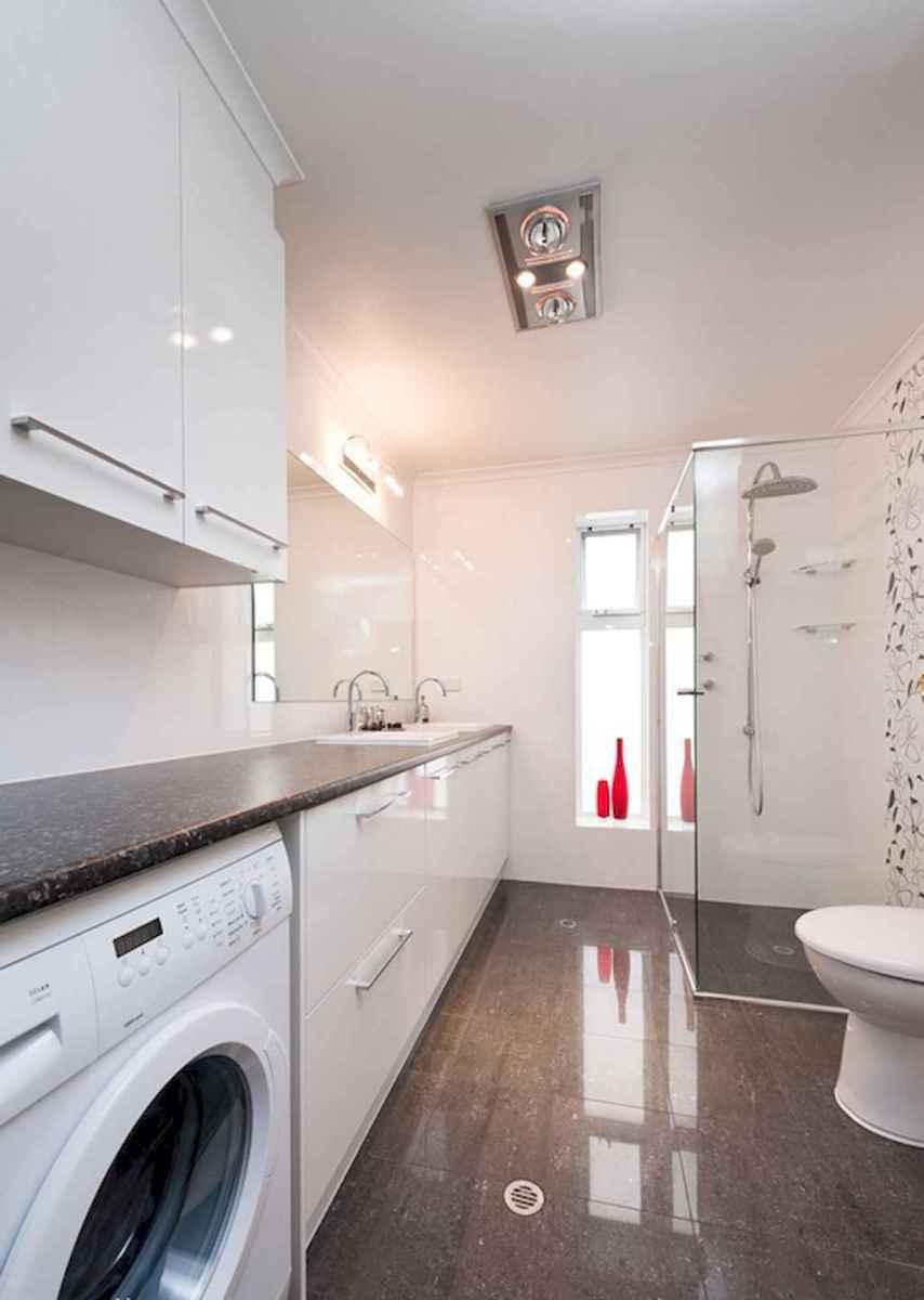 55 gorgeous beach themed bathroom design & decor ideas (44)