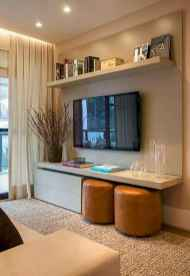 65+ clever storage ideas for small apartment spaces (28)