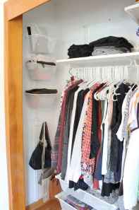 70+ effective small house hacks & tips to organizing (15)
