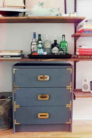 70+ effective small house hacks & tips to organizing (46)
