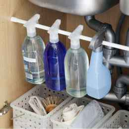 70+ effective small house hacks & tips to organizing (7)