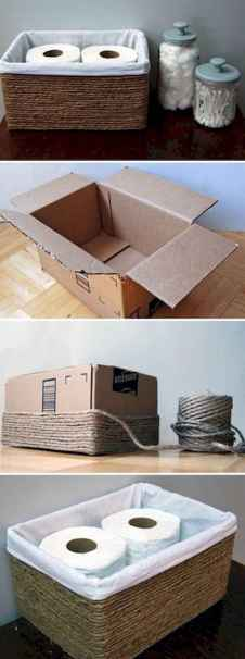 Clever small apartment hacks and organization ideas (15)