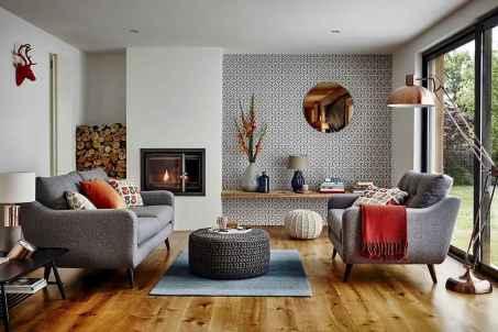 Cozy living room design & decorating ideas (28)