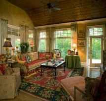 Cozy living room design & decorating ideas (47)