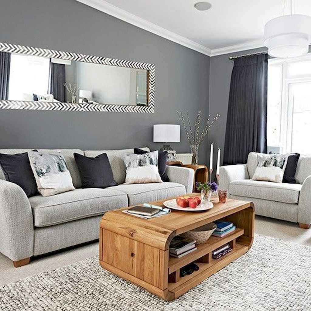 Cozy living room design & decorating ideas (71)