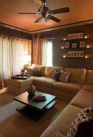 Cozy living room design & decorating ideas (74)