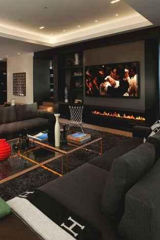 Cozy living room design & decorating ideas (75)