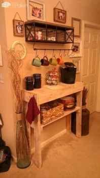 Diy home coffee bar ideas for coffee addict (2)