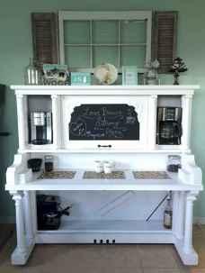 Diy home coffee bar ideas for coffee addict (4)
