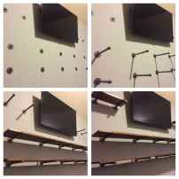 Easy diy pipe shelves ideas on a budget (19)