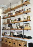 Easy diy pipe shelves ideas on a budget (46)