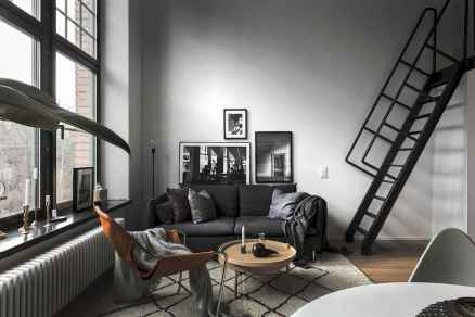 Elegant scandinavian interior decorating ideas for small spaces (34)