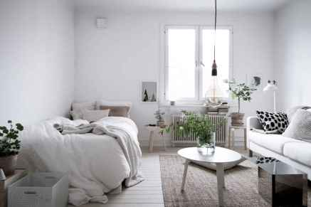 Elegant scandinavian interior decorating ideas for small spaces (40)