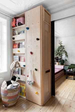 Elegant scandinavian interior decorating ideas for small spaces (65)