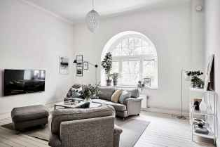 Elegant scandinavian interior decorating ideas for small spaces (68)