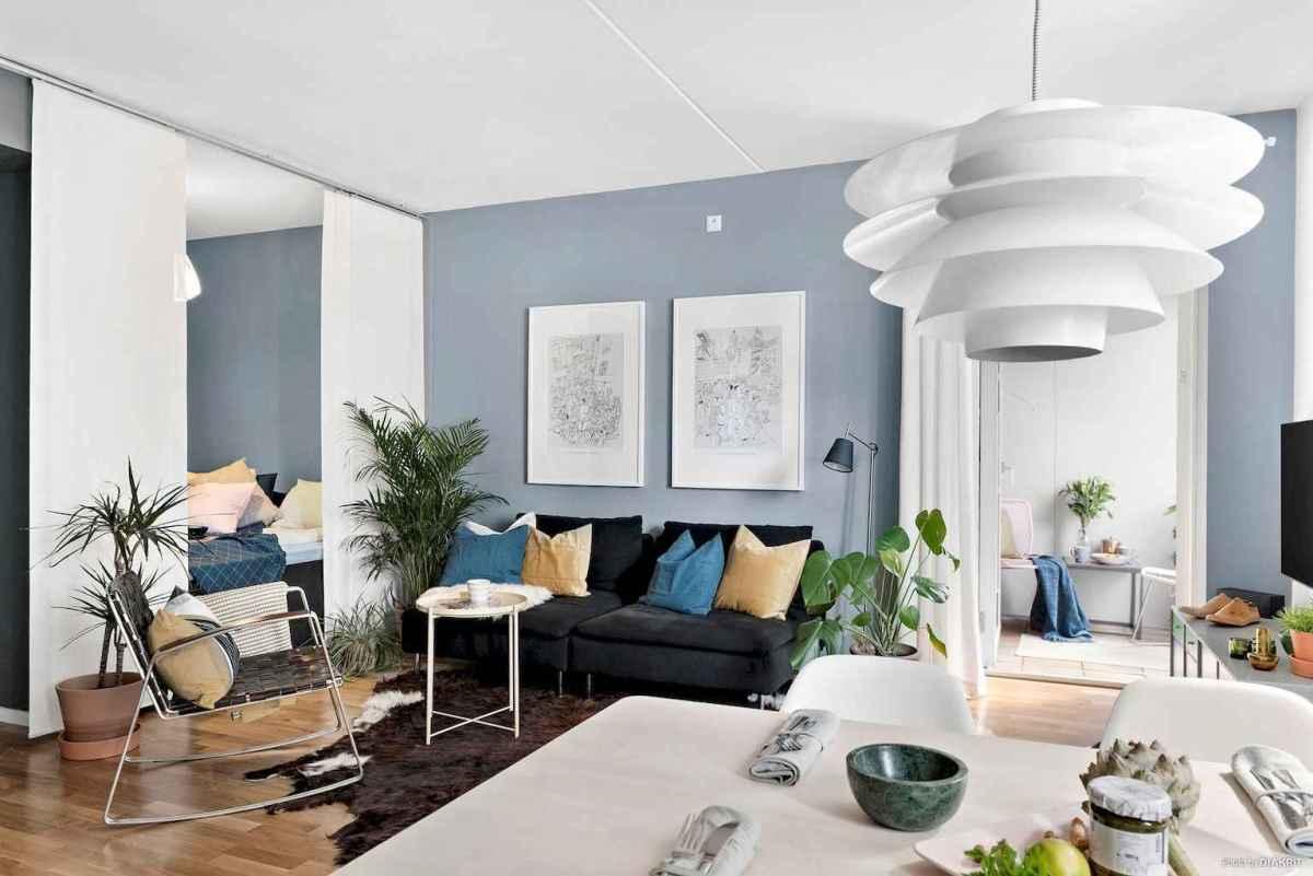 Elegant scandinavian interior decorating ideas for small spaces (8)