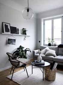 Elegant scandinavian interior decorating ideas for small spaces (9)