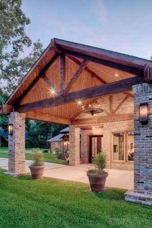 Incredible wood backyard pavilion design ideas outdoor (16)