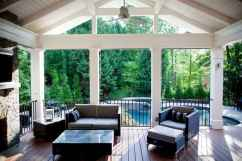 Incredible wood backyard pavilion design ideas outdoor (57)
